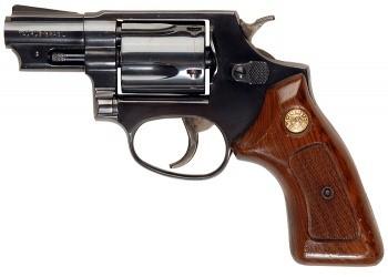 TAURUS Revolver 85 BLUED