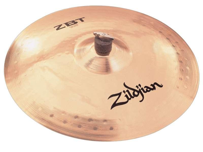 "ZILDJIAN Cymbal ZBT CRASH 18""/45CM"