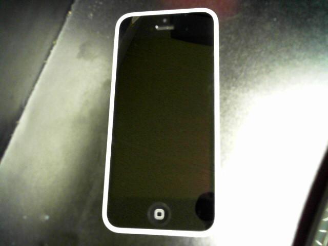 APPLE Cell Phone/Smart Phone IPHONE 5C A1532 VERIZON