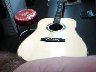 MORGAN MONROE Acoustic Guitar MN-DLX