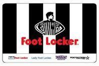 $25 FOOTLOCKER GIRFTCARD