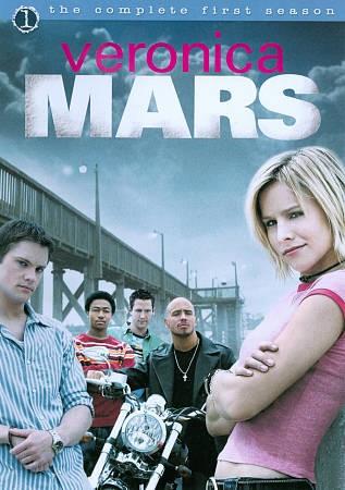DVD BOX SET DVD VERONICA MARS SEASON ONE