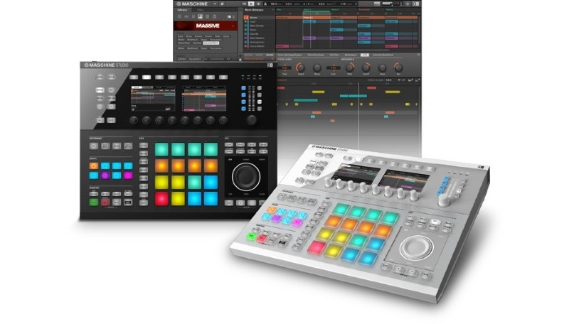 NATIVE INSTRUMENTS Computer Recording MASCHINE STUDIO