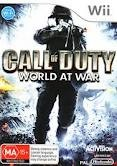 NINTENDO Nintendo Wii Game CALL OF DUTY WORLD AT WAR - WII
