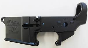 ANDERSON MANUFACTURING Receiver AR-15 STRIPPED LOWER RECEIVER