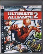 SONY Sony PlayStation 3 Game MARVEL ULTIMATE ALLIANCE 2