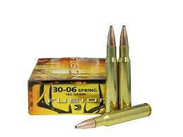 FEDERAL AMMUNITION Ammunition FUSION 30-06 180 GRAIN