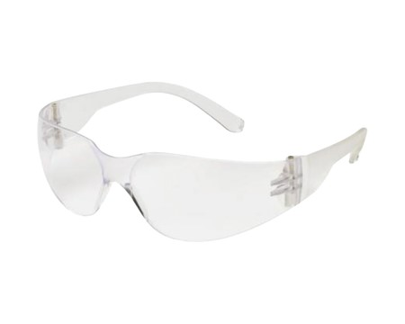PYRAMEX Accessories MINI INTRUDER SHOOTING GLASSES - CLEAR (S4110SN)