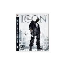SONY Sony PlayStation 3 Game DEF JAM ICON
