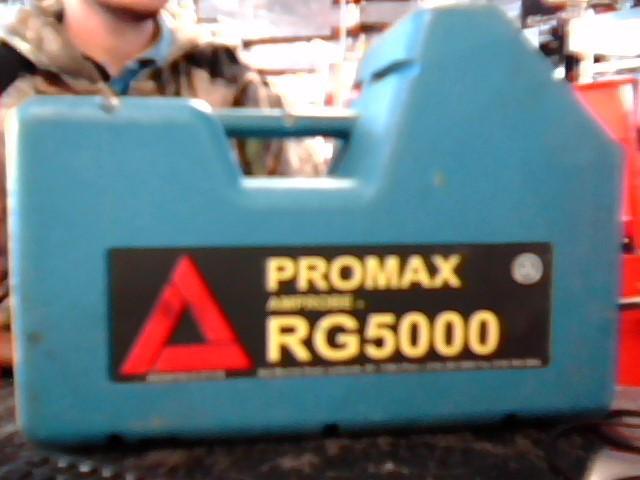 PROMAX AMPROBE Measuring Tool RG5000