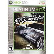 MICROSOFT Microsoft XBOX 360 Game NEED FOR SPEED MOST WANTED PLATINUM HITS