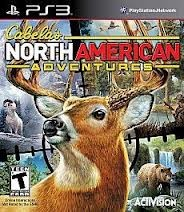 SONY Sony PlayStation 3 Game CABELAS NORTH AMERICAN ADVENTURES