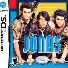 NINTENDO Nintendo DS JONAS