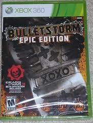 MICROSOFT Microsoft XBOX 360 Game BULLETSTORM EPIC EDITION