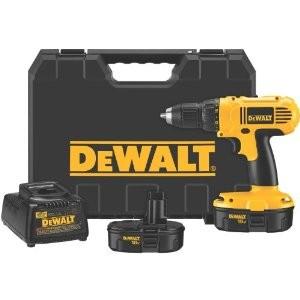 DEWALT Cordless Drill DC970K-2