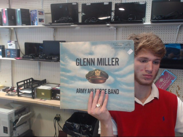 GLENN MILLER MILLER ARMY AIR FORCE BAND
