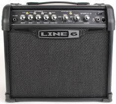 LINE 6 GUITAR AMP SPIDER IV 15