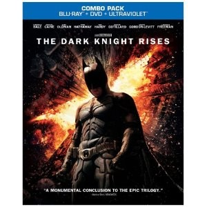BLU-RAY MOVIE Blu-Ray THE DARK KNIGHT RISES