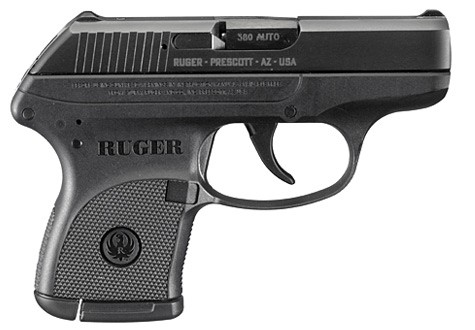 RUGER Pistol LCP 3701 380 NEW