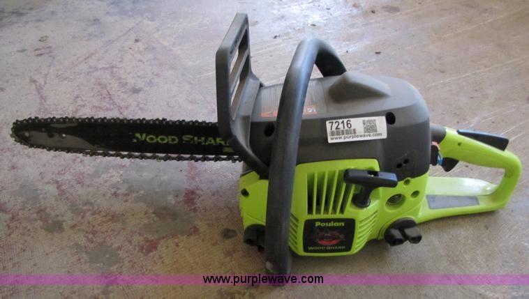 POULAN Chainsaw P3314WSA