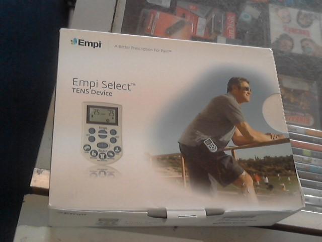 EMPI Miscellaneous Appliances EMPI SELECT TENS DEVICE