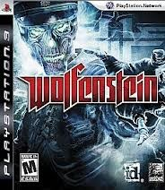 SONY Sony PlayStation 3 Game WOLFENSTEIN