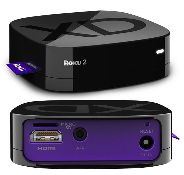 ROKU Home Media System 2500X