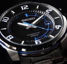 SEIKO Gent's Wristwatch KINETIC 751378