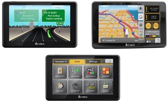 COBRA GPS System 5600 PRO LM