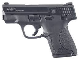 SMITH & WESSON 9 SHIELD WITH SAFETY