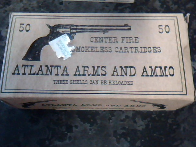 ATLANTA ARMS AND AMMO Ammunition 45