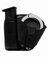 BIANCHI Accessories MODEL 45 MAG/CUFF PADDLE POUCH