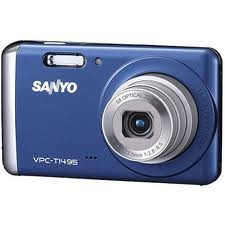 SANYO Digital Camera VPCT1495BL