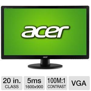 ACER Monitor S200HQL