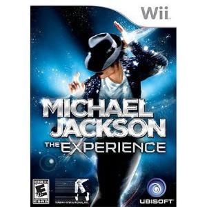 NINTENDO Nintendo DS Game MICHAEL JACKSON THE EXPERIENCE