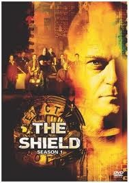 DVD BOX SET DVD THE SHIELD SEASON 1
