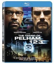 BLU-RAY MOVIE Blu-Ray THE TAKING OF PELHAM 123