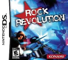 NINTENDO Nintendo DS ROCK REVOLUTION