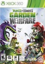 MICROSOFT Microsoft XBOX 360 Game PLANTS VS. ZOMBIES GARDEN WARFARE 360