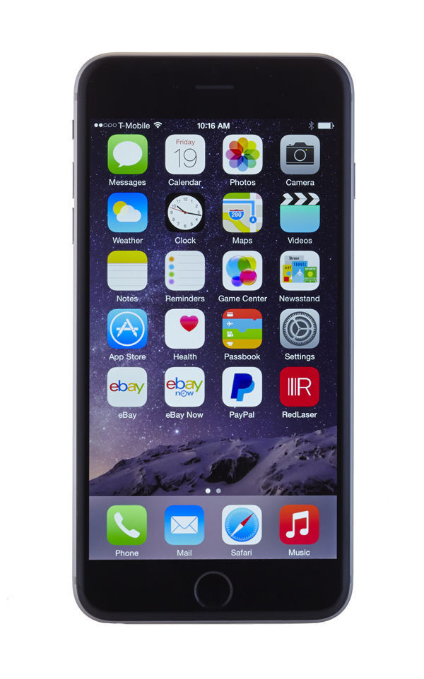 APPLE Cell Phone/Smart Phone IPHONE 6 PLUS MGAL2LL/A