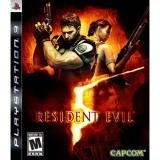 SONY PLAYSTATION 3 RESIDENT EVIL 5 (PS3)