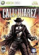 MICROSOFT Microsoft XBOX 360 Game CALL OF JUAREZ