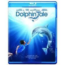 BLU-RAY MOVIE Blu-Ray DOLPHIN TALE