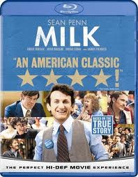 BLU-RAY MOVIE Blu-Ray MILK