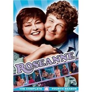 DVD BOX SET DVD ROSEANNE 4TH SEASON