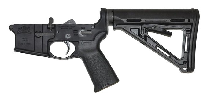 PALMETTO STATE ARMORY Receiver PA-15 (COMPLETE LOWER)