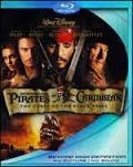 BLU-RAY MOVIE Blu-Ray PIRATES OF THE CARIBBEAN: CURSE OF THE BLACK PEARL