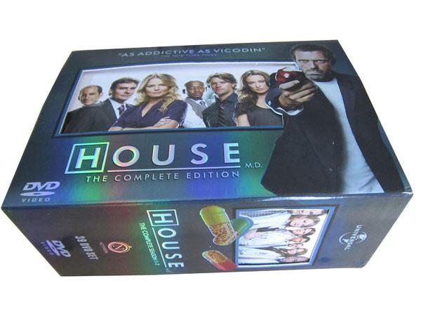 DVD BOX SET DVD HOUSE SEASON 2