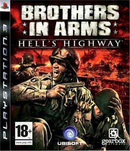 SONY PS3 PlayStation 3 Game BROTHER'S IN ARMS HELL'S HIGHWAY