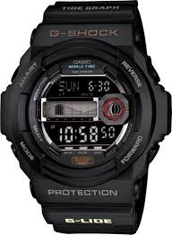 CASIO Gent's Wristwatch G SHOCK GLX-150